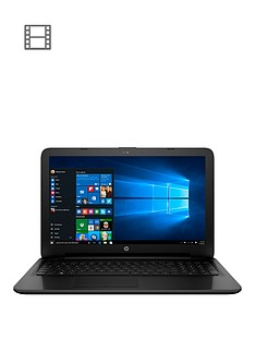 hp-15-af120na-amd-e2-processor-4gb-ram-1tb-hard-drive-156-inch-laptop-with-amd-radeon-r2-graphics-and-optional-microsoft-office-365-black