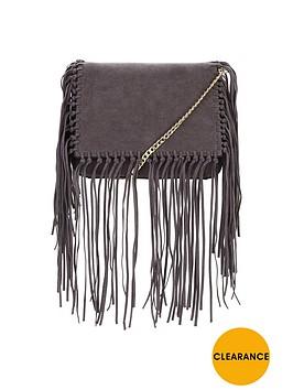 v-by-very-knot-amp-fringe-detail-crossbody-bag