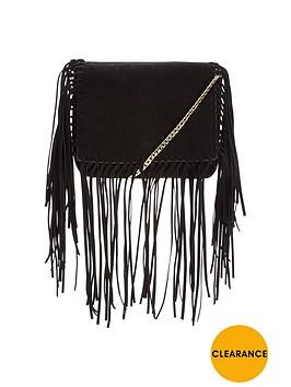 v-by-very-knot-amp-fringe-detail-cross-body-bag
