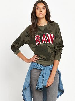 g-star-raw-valera-raw-graphic-camo-sweatshirt-dark-smoke-green
