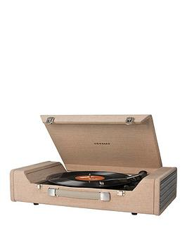 Crosley Nomad Usb Turntable  Brown
