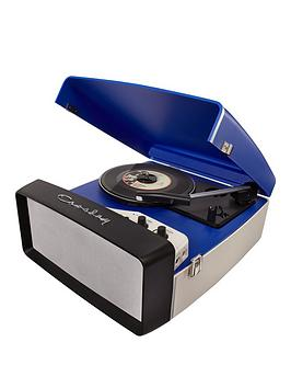 Crosley Collegiate Turntable  Blue