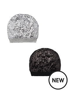 v-by-very-girls-sequin-beanies-2-pack