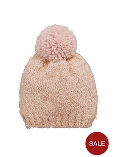 v-by-very-girls-eyelash-knit-pom-pom-beanie