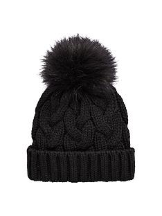 v-by-very-girls-faux-fur-pom-pom-beanie