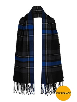 v-by-very-mens-checked-midweight-scarf