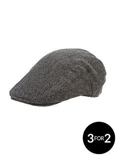 v-by-very-herringbone-flat-cap