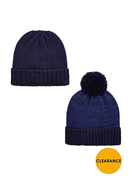 v-by-very-boys-knitted-hats-2-pack