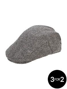 v-by-very-boys-herringbone-flat-cap