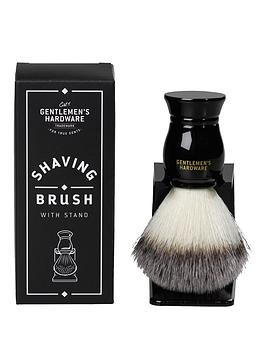 GentlemenS Hardware Gentlemen&039S Hardware Shaving Brush &Amp Stand