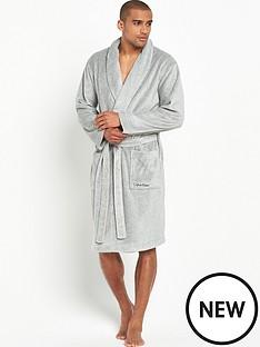 calvin-klein-shawl-collar-robe