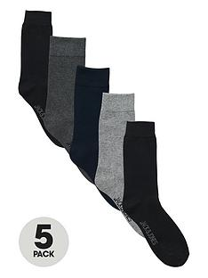 jack-jones-jack-amp-jones-5pk-basic-sock