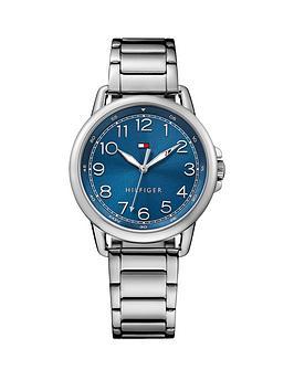 tommy-hilfiger-tommy-hilfiger-blue-dial-stainless-steel-bracelet-ladies-watch