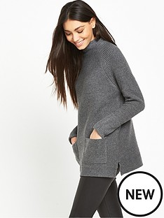 warehouse-patch-pocket-tunic-jumper
