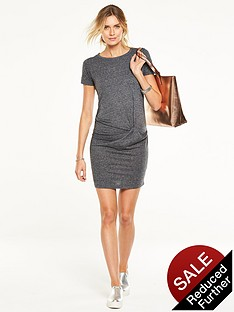v-by-very-short-sleeve-knot-front-jersey-dressnbsp