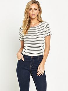 v-by-very-striped-ribbed-jersey-bodysuit