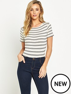 v-by-very-striped-ribbed-jersey-bodysuit