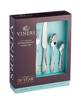 viners-ivy-cutlery-16-piece-set