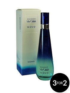 davidoff-cool-water-wave-womannbsp100mlnbspedtnbspspray