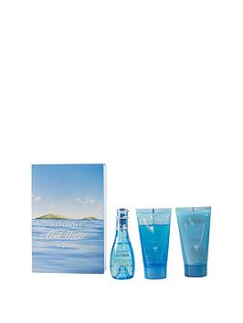 davidoff-cool-water-30mlnbspedt-50mlnbspbody-lotion-50mlnbspshower-gel-gift-set