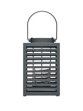 living-nostalgia-living-nostalgia-steel-box-lantern-12x19cm