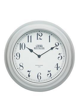 living-nostalgia-living-nostalgia-wall-clock-in-greynbspndash-255-cm-diameter