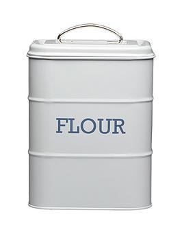 living-nostalgia-living-nostalgia-flour-canister-17x12x24cm