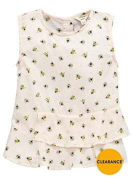 river-island-mini-girls-bumblebee-peplumnbspflounce-top