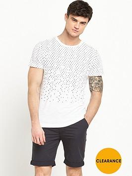 bellfield-geo-print-tshirt