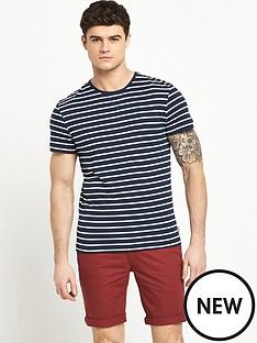 bellfield-bellfield-ss-stripe-tshirt