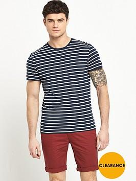 bellfield-ss-stripe-tshirt