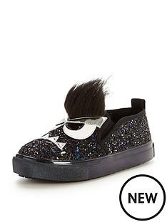 kg-little-miss-kg-roarsome-slip-on-shoe