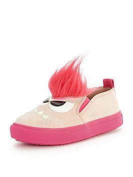 mini-miss-kg-girls-roarsomenbspslip-on-plimsolls
