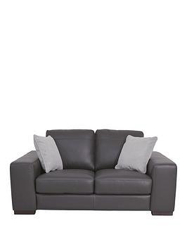 Sandy 2Seater Premium Leather Sofa