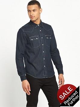 lee-rider-shirt-blue-tide