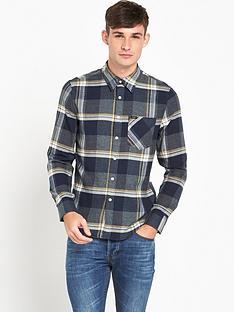 lee-checked-shirt
