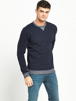 lee-crew-neck-sweatshirt-navy