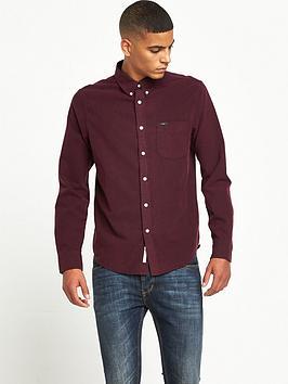 lee-brushed-oxford-shirt
