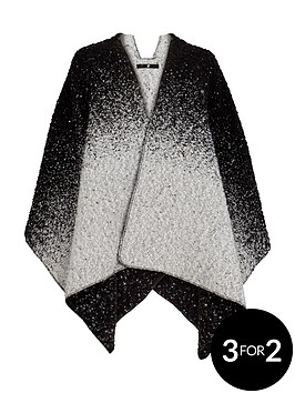 v-by-very-ombre-brushed-cape