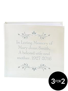 personalised-sentiments-photo-album