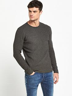 selected-homme-void-crew-neck-jumper