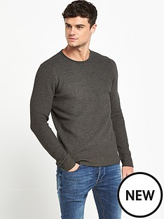 selected-void-crew-neck-jumper