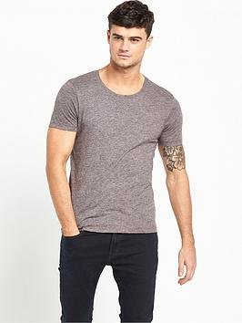 selected-homme-pima-dave-melange-tee