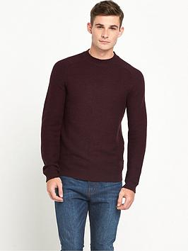 selected-homme-norris-crew-neck-jumper