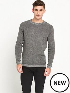 selected-homme-lamb-crew-neck-jumper