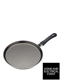 kitchencraft-aluminium-non-stick-crepepancake-pan-with-recipe-24cm