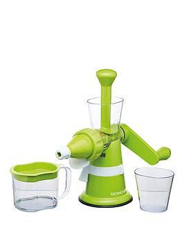 kitchen-craft-healthy-eating-ndash-manual-juicer