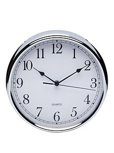 kitchen-craft-stainless-steel-clock--nbsp25cm