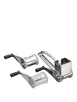 kitchen-craft-stainless-steel-rotary-grater