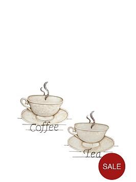 set-of-2-tea-amp-coffee-metal-wall-art